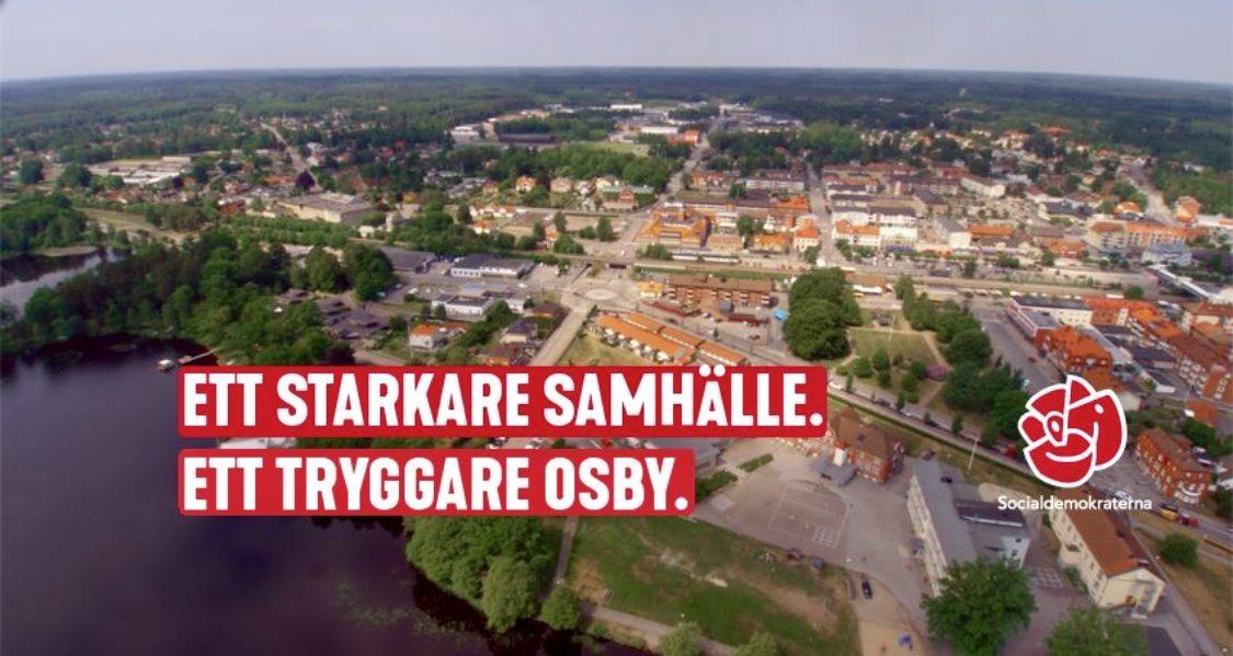 Socialdemokraterna i Osby kommun